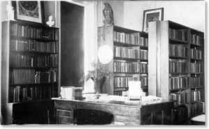 Library - 1940 - Stroud Mansion