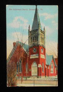 Zion Church Stroudsburg